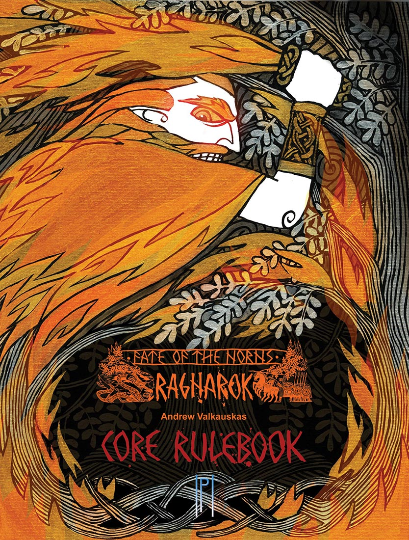 Fate of the Norns: Ragnarok RPG Hardcover (T.O.S.) -  Pendelhaven